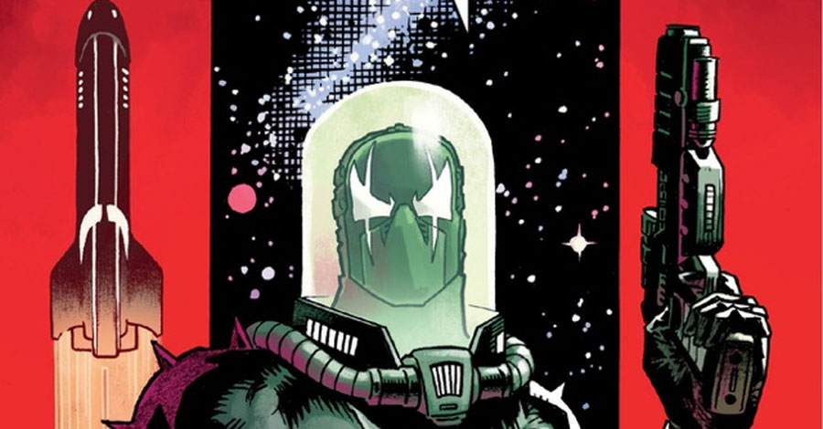 Matt Wagner's Grendel prepares for launch in October
