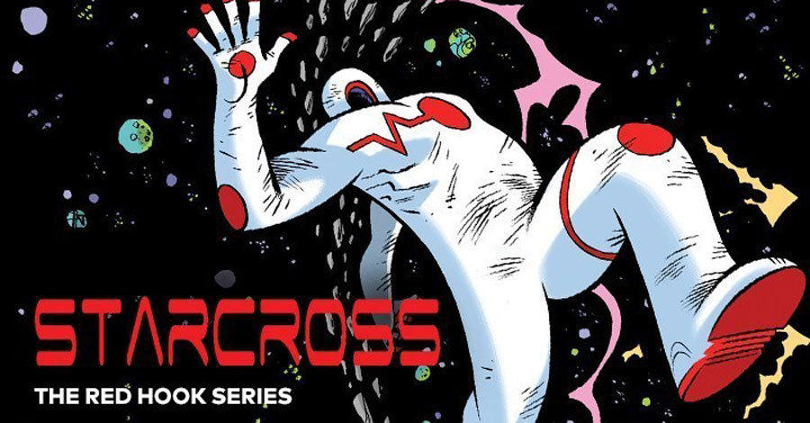 Smash Pages Q&A: Dean Haspiel on 'Starcross'