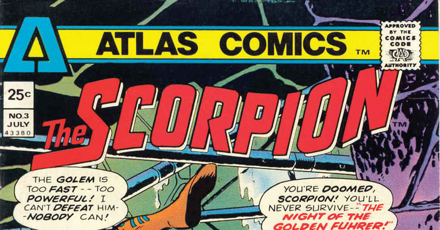 Comics Lowdown: Who owns Atlas Comics?