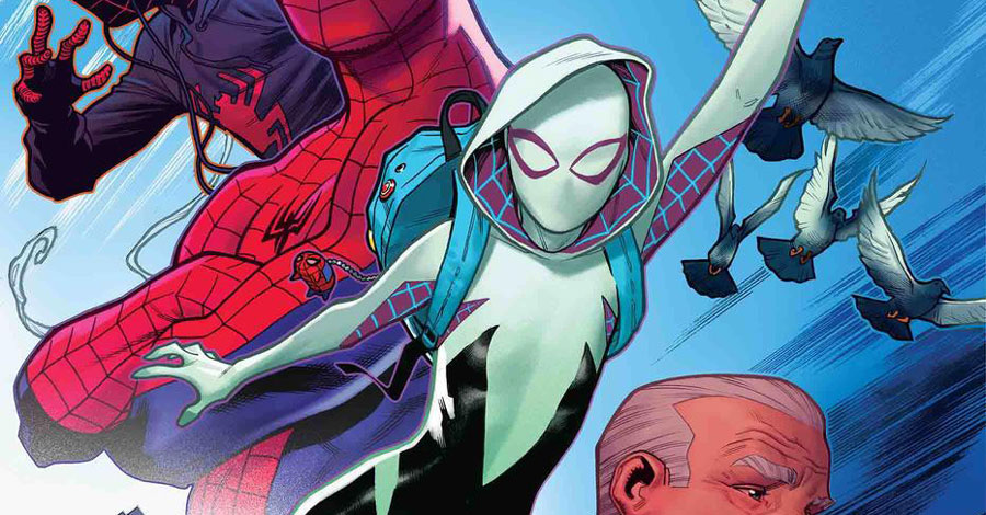 'Ghost Spider' relaunches in August