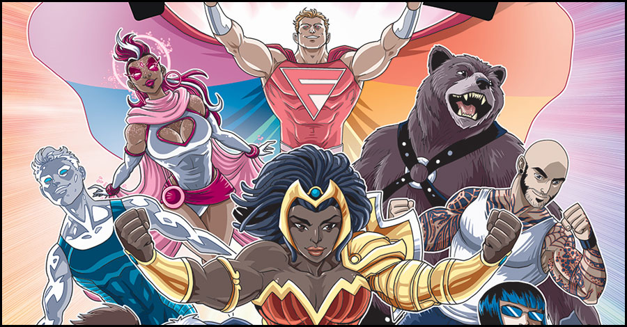 'The Pride' returns this week from comiXology Originals