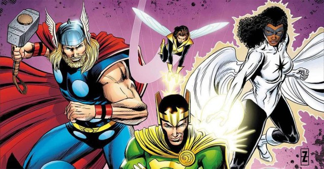 Roger Stern returns to the Avengers with 'Avengers: Loki