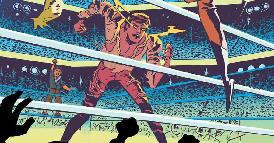AHOY Comics announces 'Steel Cage' winner(s) [Updated]
