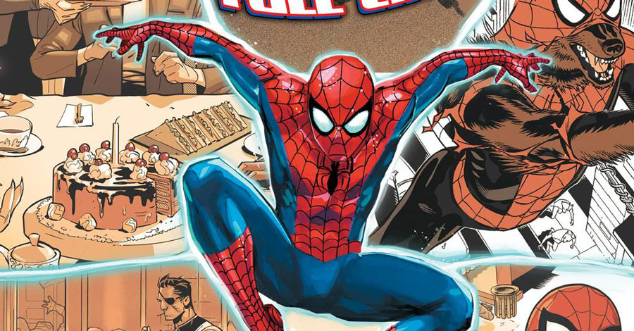 All-star line-up assembles for new Spider-Man tale