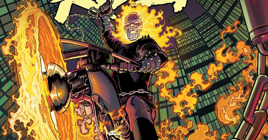 Ghost Rider(s) blaze into a new series this fall