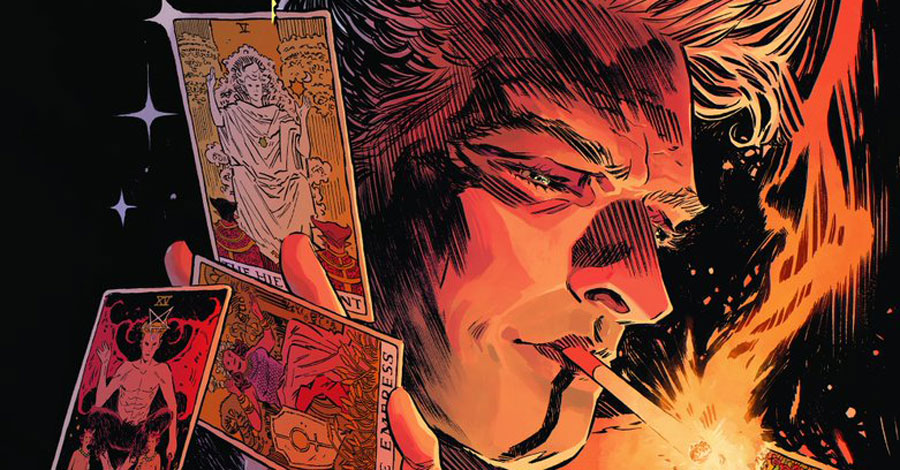 'John Constantine, Hellblazer' joins the Sandman Universe titles this fall