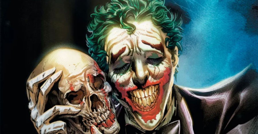 John Carpenter + Anthony  Burch re-team for a Joker one-shot