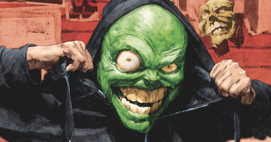 'The Mask' returns at Dark Horse