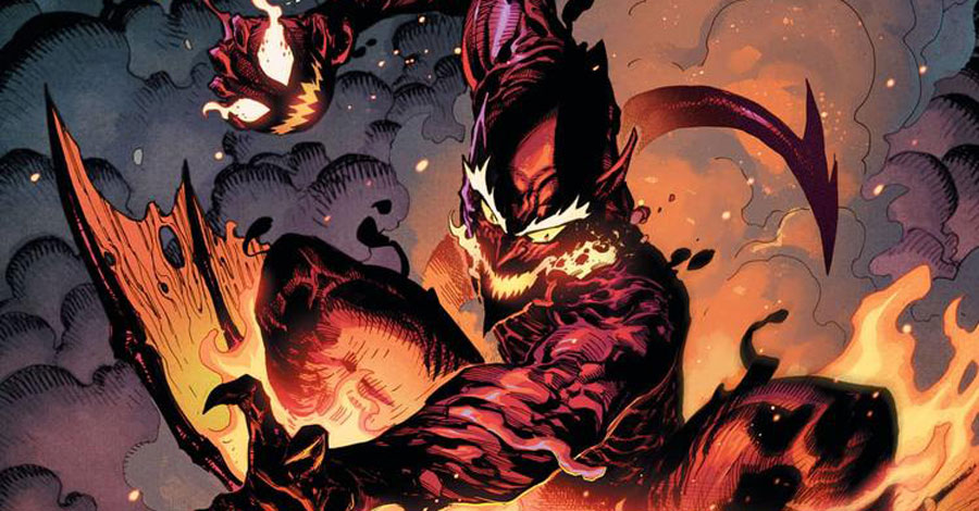 Marvel announces 'Red Goblin: Red Death' for October
