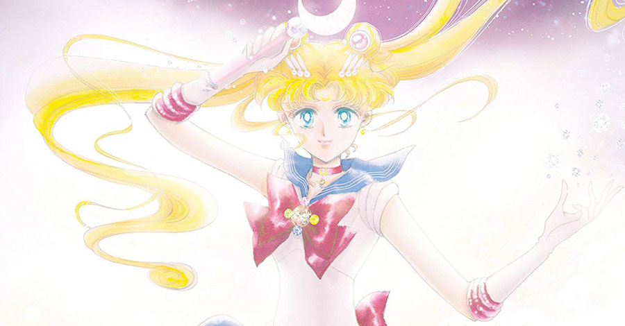 'Sailor Moon' arrives on comiXology
