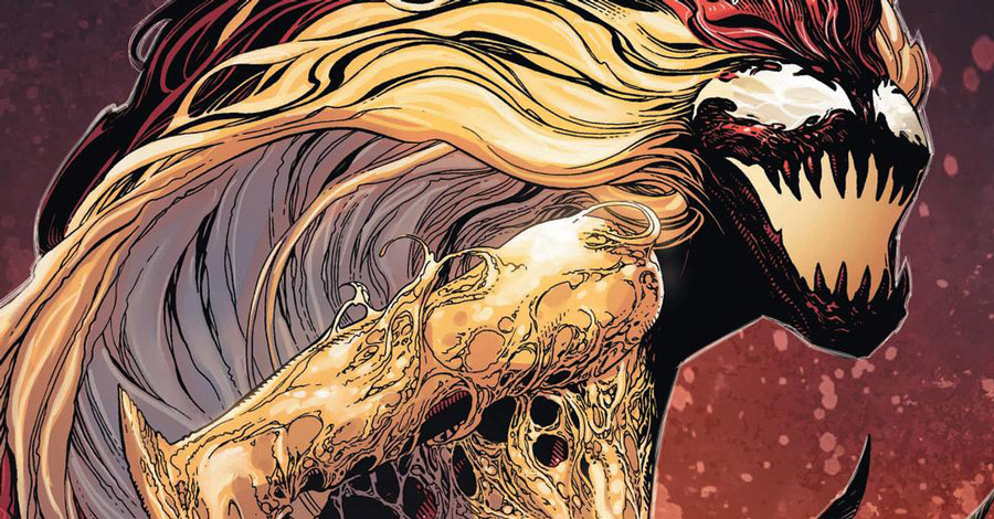 'Scream' spins out of 'Absolute Carnage' this fall