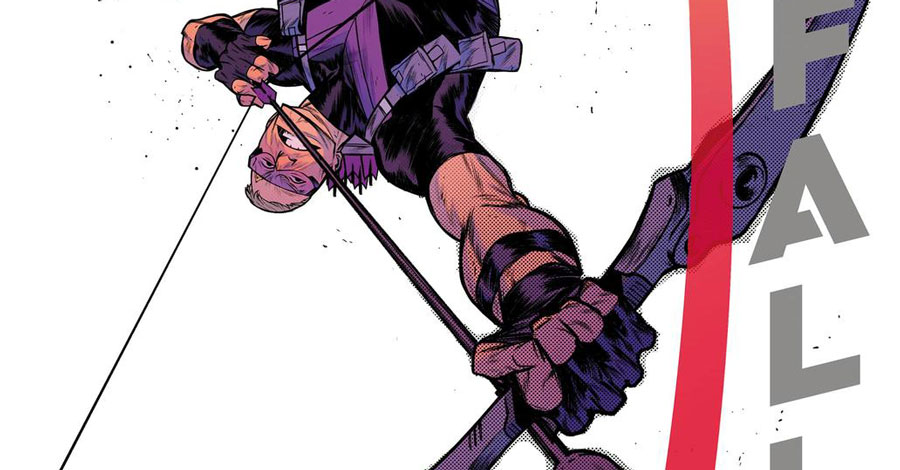 Hawkeye faces a new Ronin in January