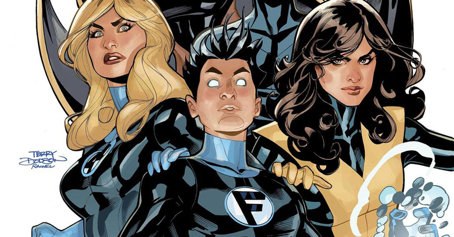 'X-Men/Fantastic Four' mini coming in February