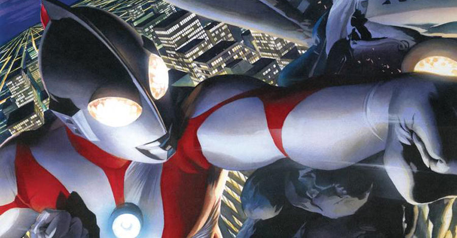 Marvel will publish Ultraman comics next year