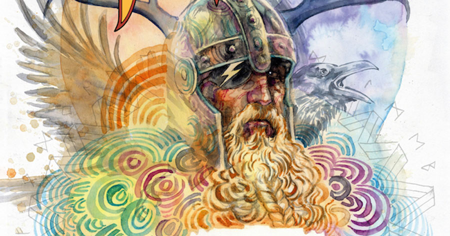 Dark Horse to adapt Gaiman's 'Norse Mythology' to comics