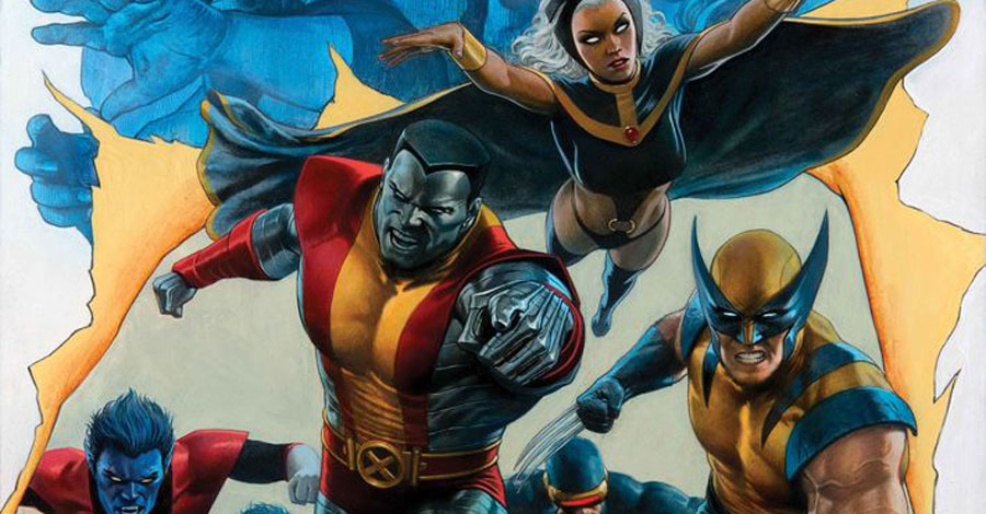 Artists pay tribute to Wein + Cockrum in 'Giant-Size X-Men' recreation
