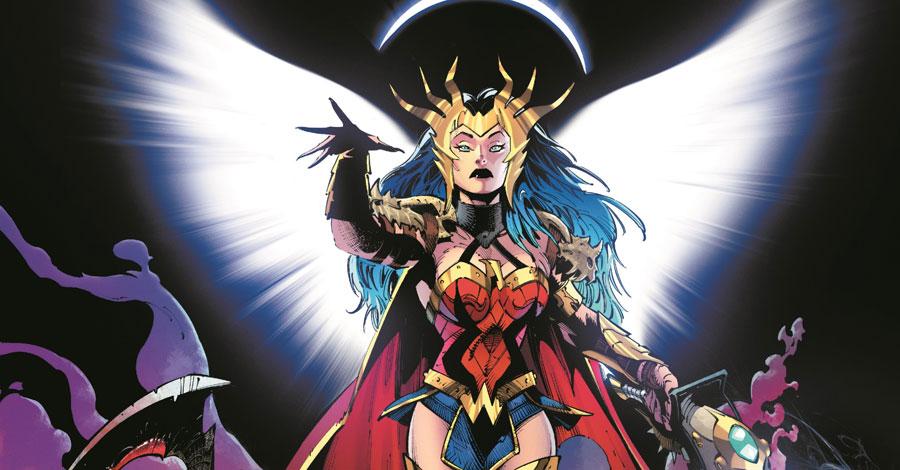 DC announces the metal-er 'Death Metal' miniseries