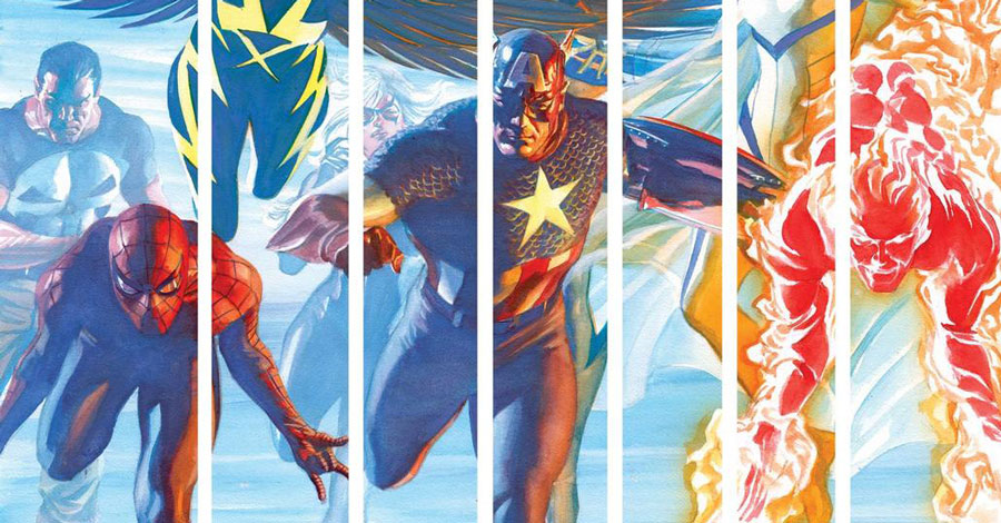 Kurt Busiek returns to Marvel for a history-spanning series