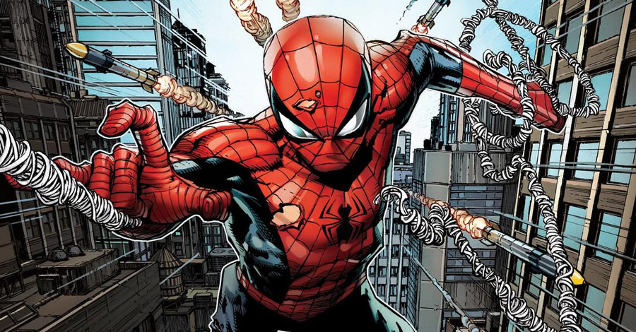 Kelly, Bachalo reunite for 'Nonstop Spider-Man'