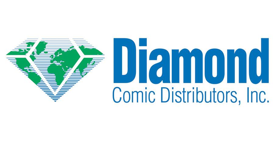 Diamond halts new comics shipments for April 1 and beyond
