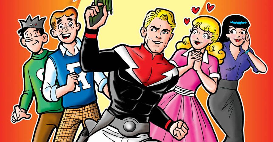 Worlds collide when Archie meets Flash Gordon in new one-shot