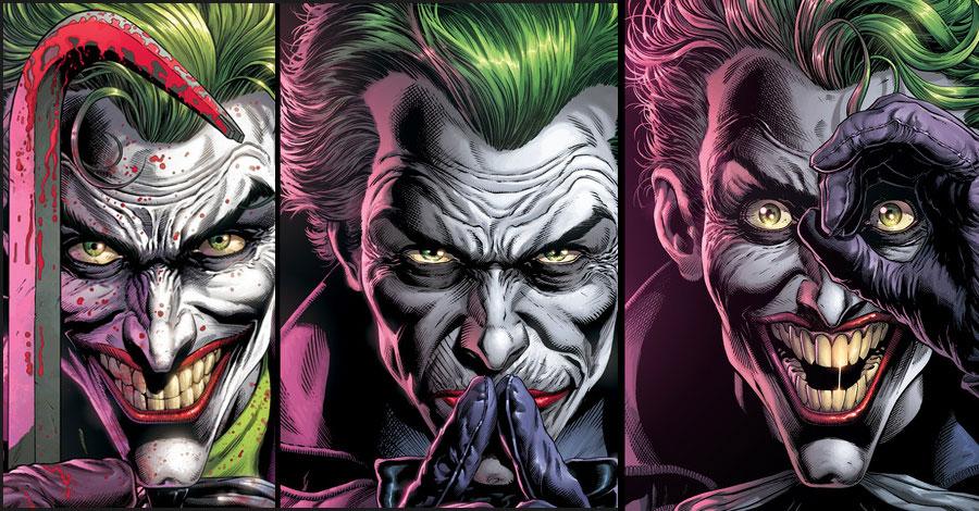 Johns + Fabok's 'Three Jokers' arrives in June