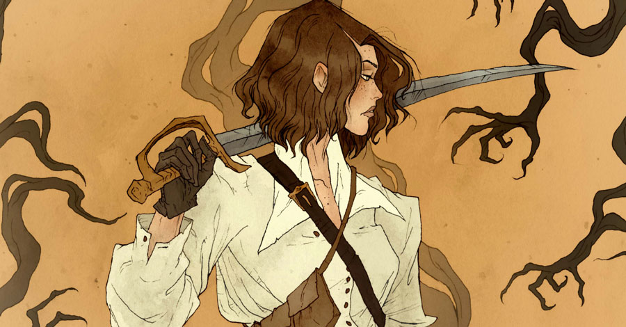 Dark Horse announces 'Lady Baltimore' miniseries