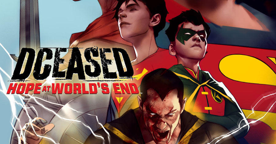New 'DCeased' story launches on digital today
