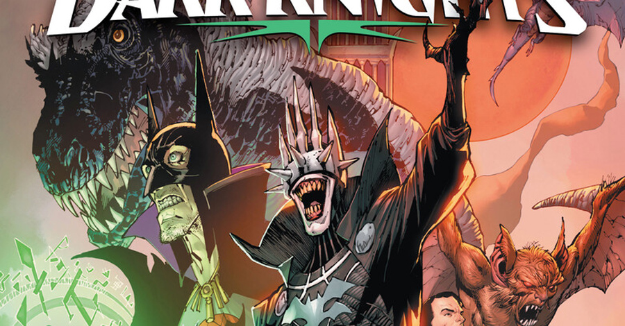Warren Ellis story pulled from upcoming 'Dark Knights: Death Metal' anthology title