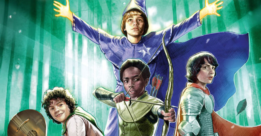 Natural 20: 'Stranger Things' to cross over with 'Dungeons & Dragons'