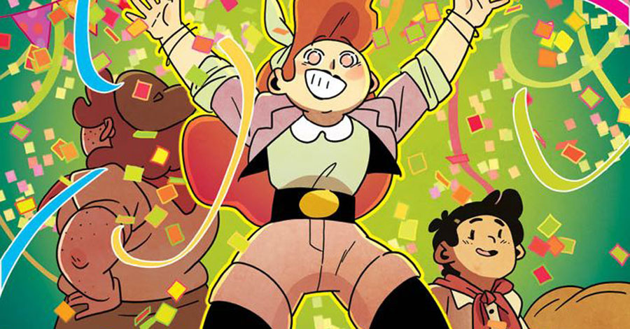 Mail Call | 'Lumberjanes' reach the end of summer, new D&D and more