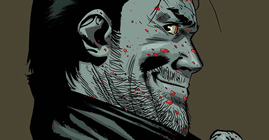 Return to the world of 'The Walking Dead' in 'Negan Lives' one-shot