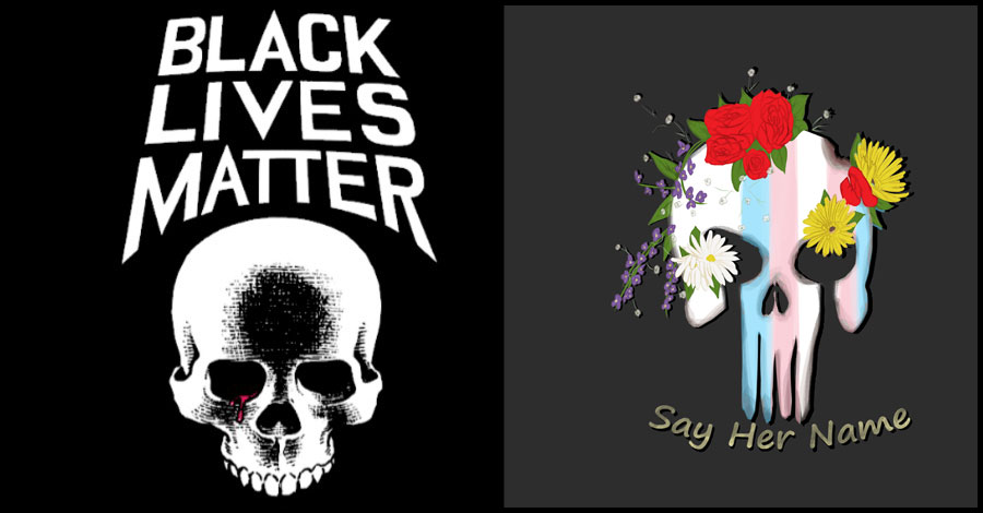 Gerry Conway's Skulls for Justice shirts raise $45,000 for Black Lives Matter so far
