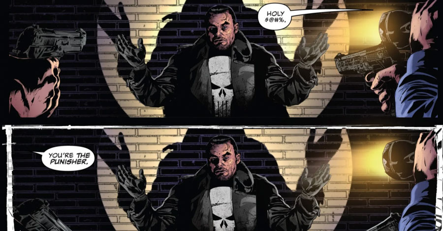 Comics Lowdown: Can Disney stop cops from using the Punisher symbol?