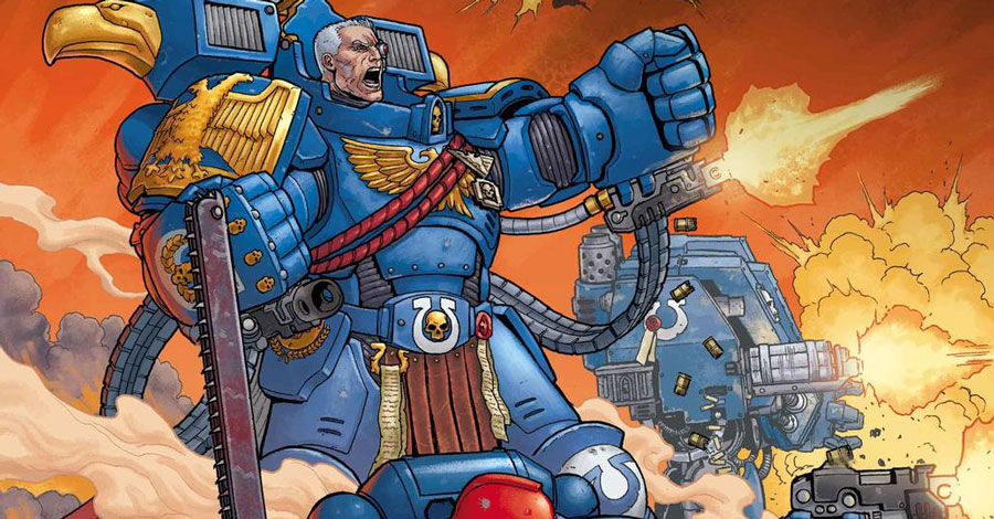 Warhammer 40,000 comes to Marvel