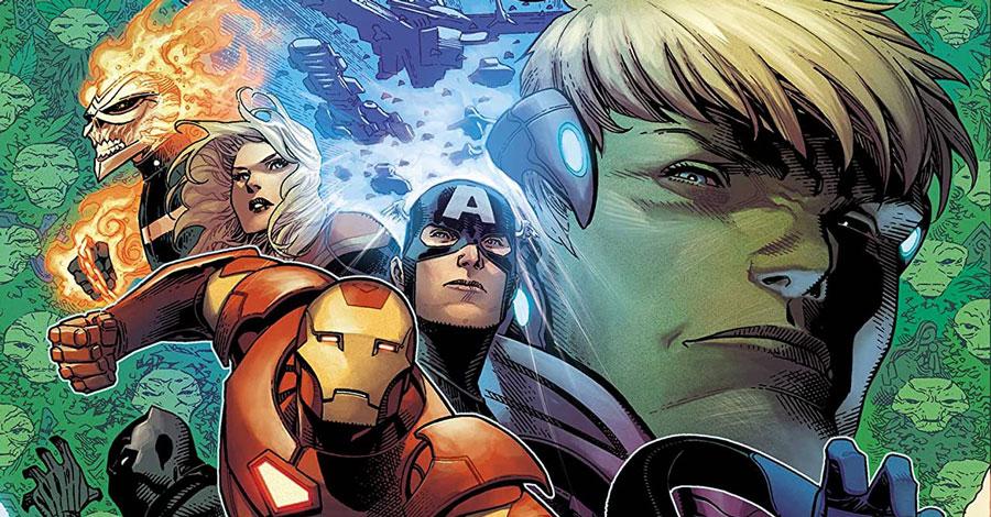 Can't Wait for Comics | Mega-super-hyper storyline