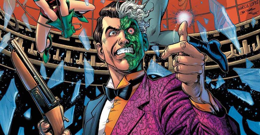 DC splits 'FanDome' event in two