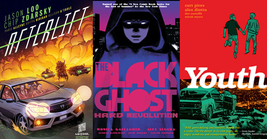 Mail Call | Dark Horse to bring several comiXology Originals titles to print