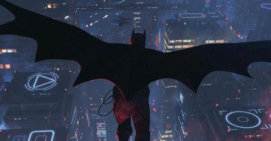 DC announces new Batman miniseries by Ridley + Derington