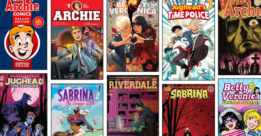 Comics Lowdown: Archie goes day-and-date on ComiXology Unlimited