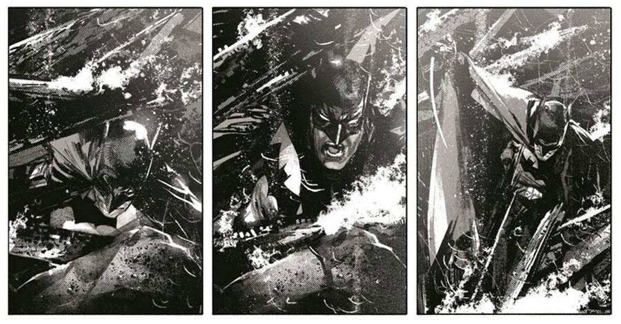DC resurrects 'Batman: Black and White'