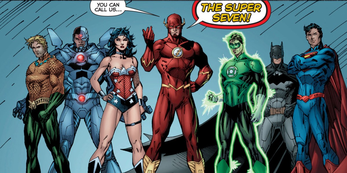 The Justice League at 60, Part 9: High collars and wide screens