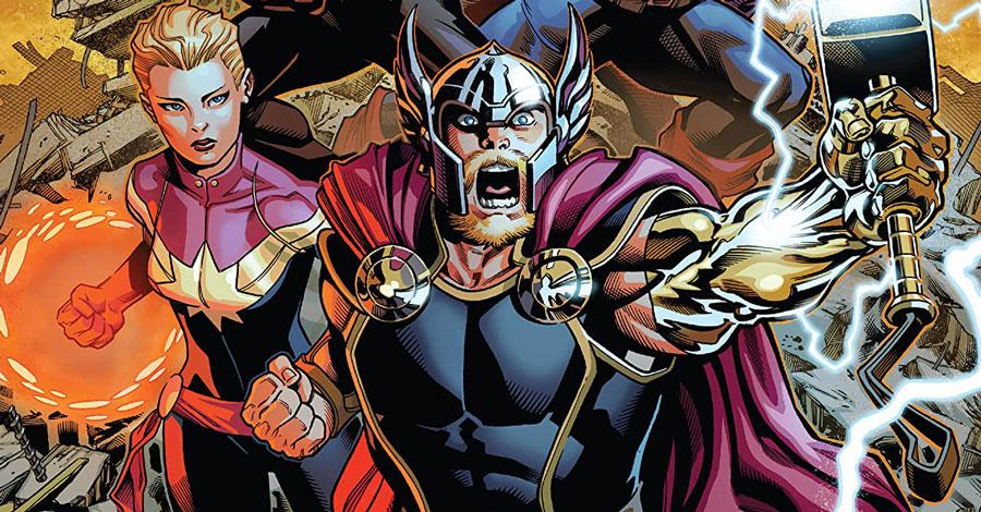 'Avengers,' 'Battlestar Galactica Counterstrike' win at the 2020 Dragon Awards
