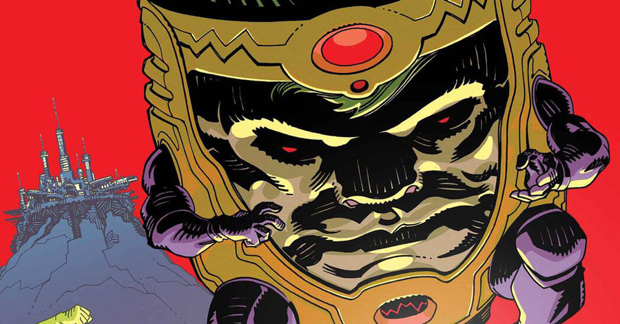 M.O.D.O.K. heads into his own comic in December