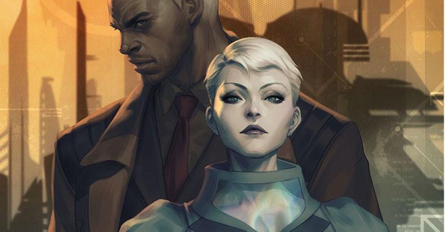 Titan Comics announces 'Blade Runner Origins'