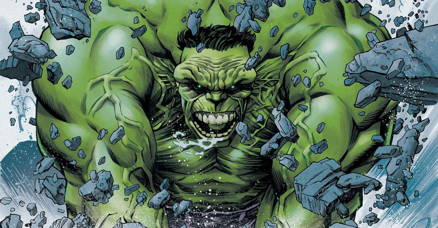 Declan Shalvey pits Immortal Hulk against a new villain in 'Flatline'