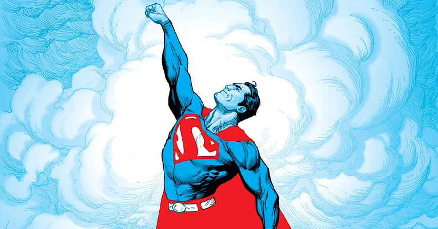 DC announces 'Superman: Red & Blue' anthology miniseries