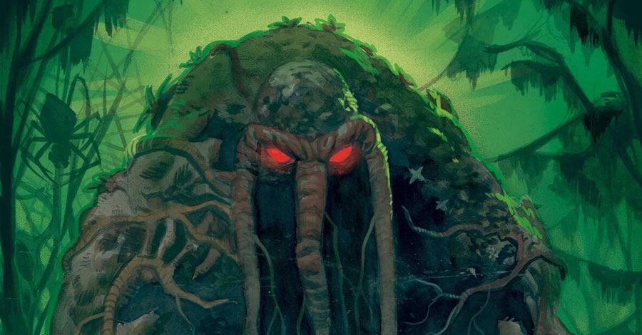 Marvel will celebrate Man-Thing's 50th anniversary next year