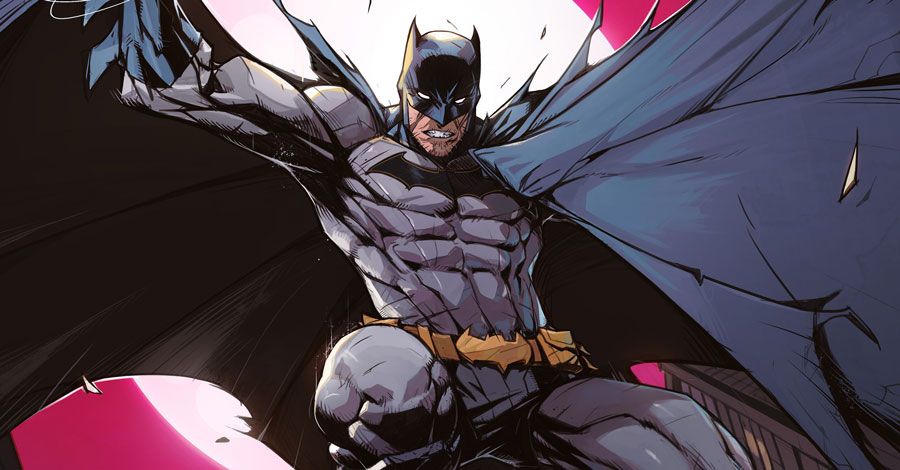 'Batman: Urban Legends' anthology title launches in March