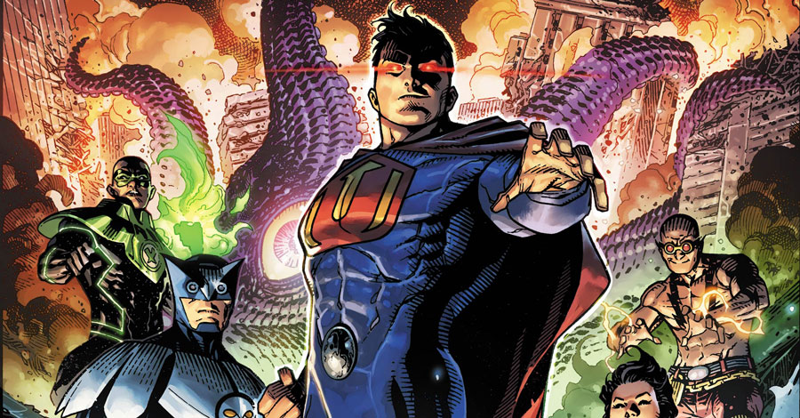 DC's Crime Syndicate steals its own miniseries in March